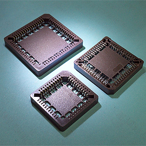 1.27mm pitch surface mount PLCC Socket