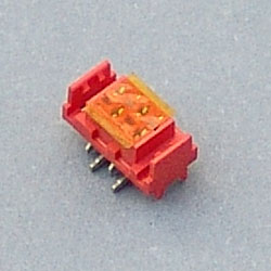 Female Header SMD Type 1.27 Pitch (Micro - Match connector)